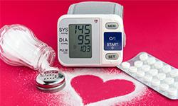 Salt Affect Blood Pressure