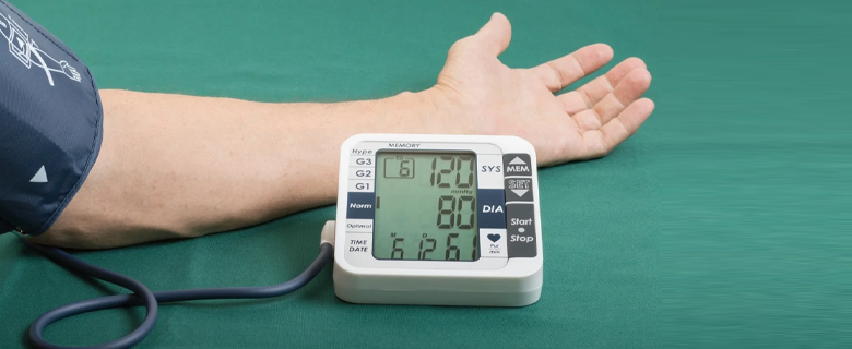 Measures to maintain regular blood pressure