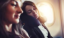 During flights