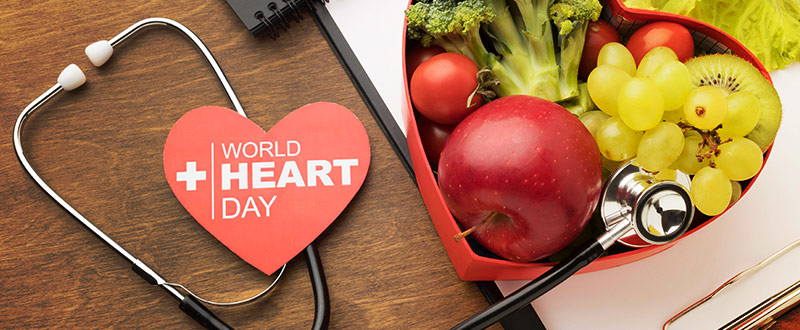 This World Heart Day, Take Care of your Heart with These Key Lifestyle Changes