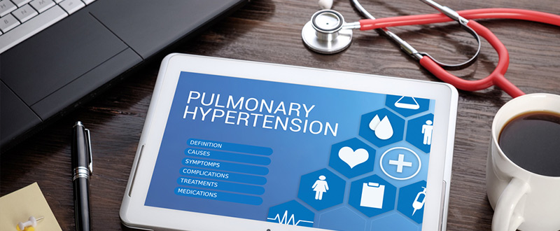 Pulmonary Hypertension: Causes, Symptoms & More