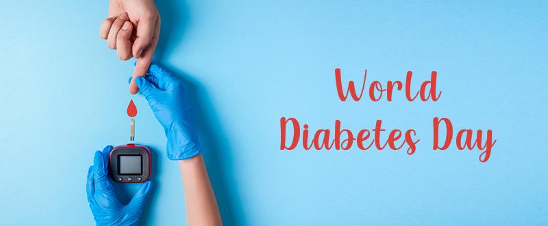 Celebrating World Diabetes Day 2020