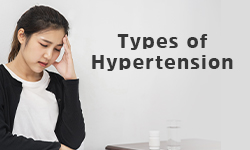 What Are The Types Of Hypertension?