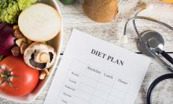 Follow a Healthy Diet- DASH