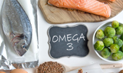 Consuming Fish High in Omega 3 Fatty Acids