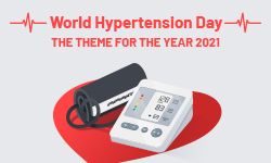 World Hypertension Day: The Theme for the Year 2021