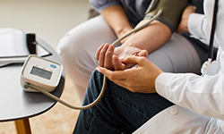 What to do in high BP?